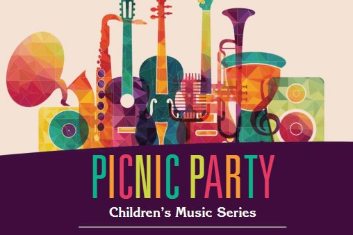 Children's Music Series Picnic Party