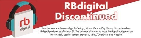 RBdigital Has Been Discontinued
