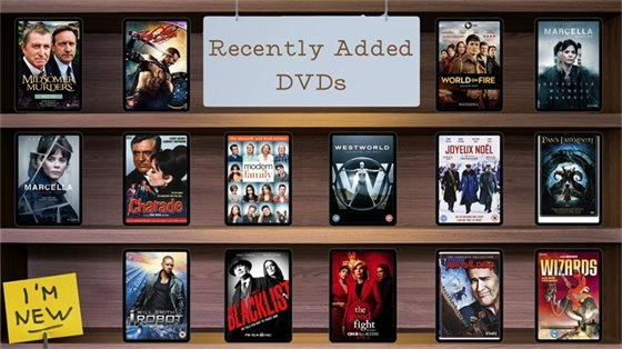 Recently Added DVDs