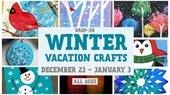 Winter Vacation Crafts