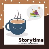Storytime at Ristretto