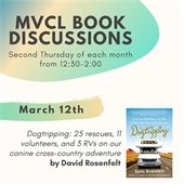 MVCL Book Discussions- March 12th