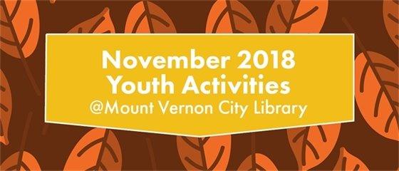 November Youth Activities