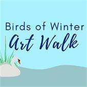 Birds of Winter Art Walk