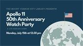 Apollo 11 50th Anniversary Watch Party