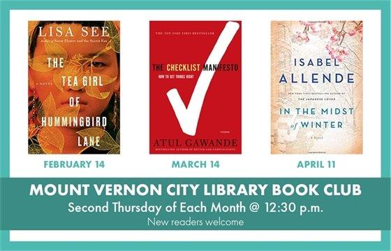 MVCL Book Club
