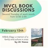 MVCL Book Discussions