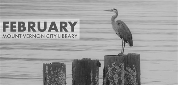 February Events at Mount Vernon City Library