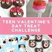 Teen Valentine's Day Treat Challenge