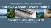 Building A Secure Water Future