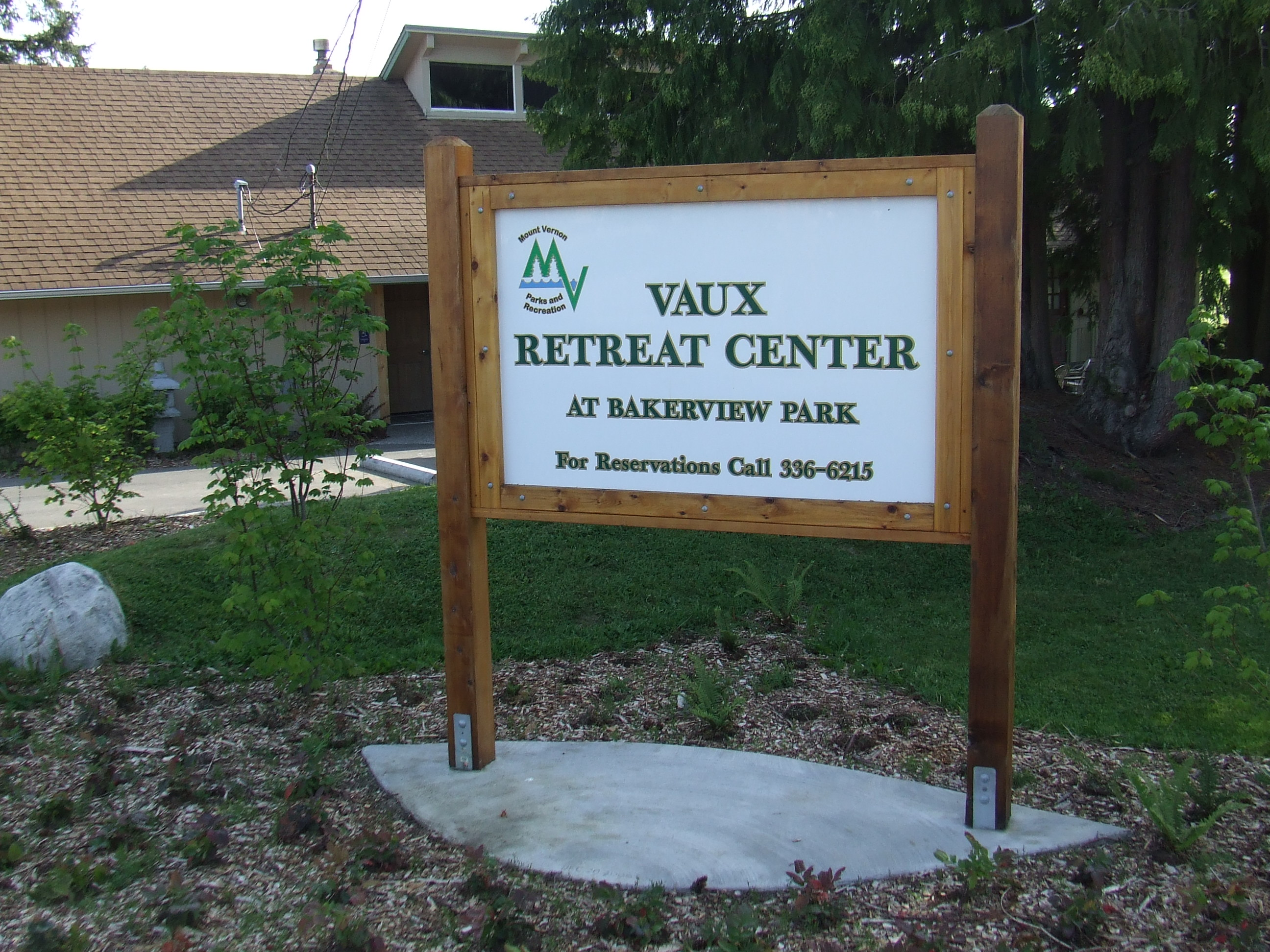 Vaux Retreat Center