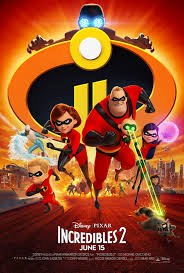Incredibles 2 Opens in new window