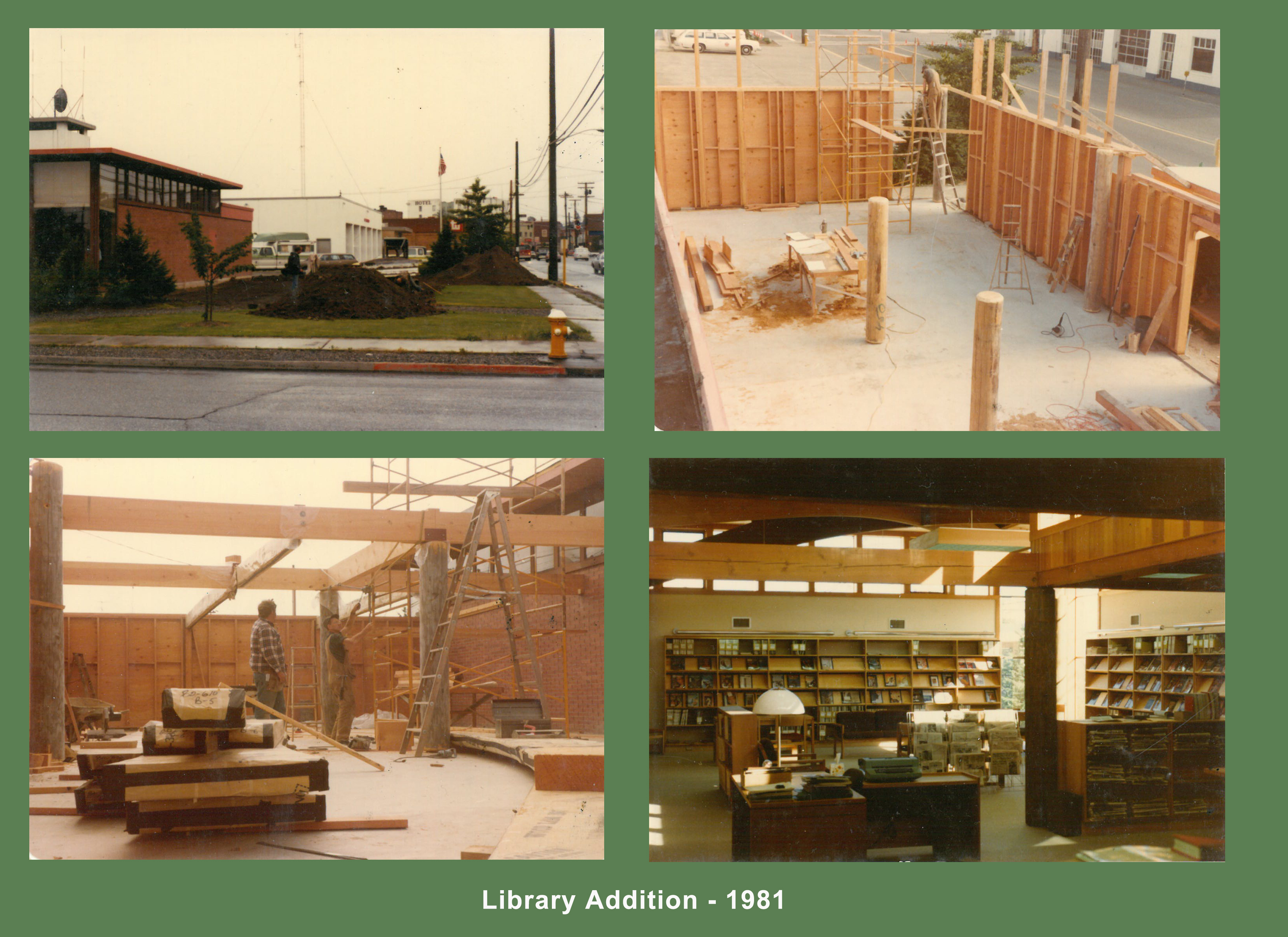 Library Addition 1981